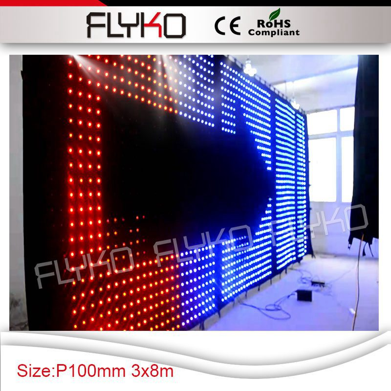 wedding stage decoration led light stage dj booth cheap dj equipment 3m 8m led video curtain. Black Bedroom Furniture Sets. Home Design Ideas