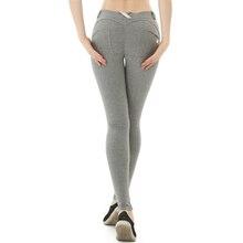 Новые спортивные брюки женские тонкие бедра упражнения брюки Йога плотные, высокоэластичные персиковые брюки