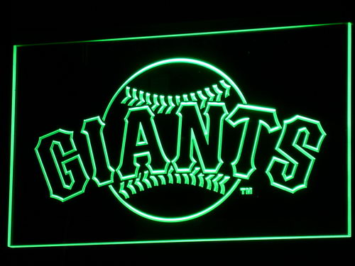 b142 SF Giants LED Neon Signs