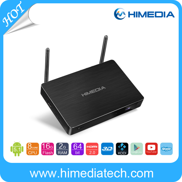 HiMedia Q3 II Smart TV Box Drivers Mac