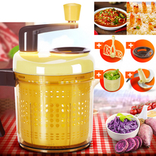 Kitchen Gadgets Manual Vegetable Meat Cutter Fruit Chopper Grinder Accessories Slicer Peeler Mincer Shredder Cheese Cutting Tool цена в Москве и Питере