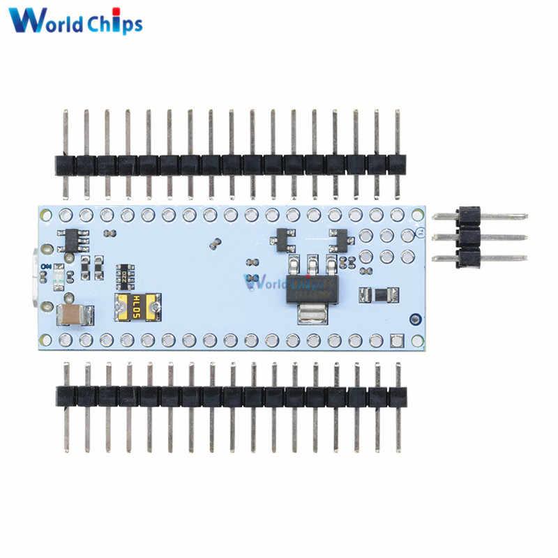ATmega32u4 5 فولت 16 ميجا هرتز لوح تمديد وحدة لتقوم بها بنفسك عدة المصغّر usb اتصال ICSP متوافق ل UNO R3 نانو لاردوينو استبدال برو