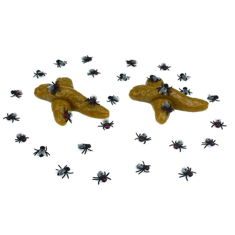 Mainan Lucu Palsu Kotoran Sialan Prank Antistress Gadget Squish Mainan Lelucon Rumit Mainan Kerusakan Kotoran Realistis Kotoran Hadiah