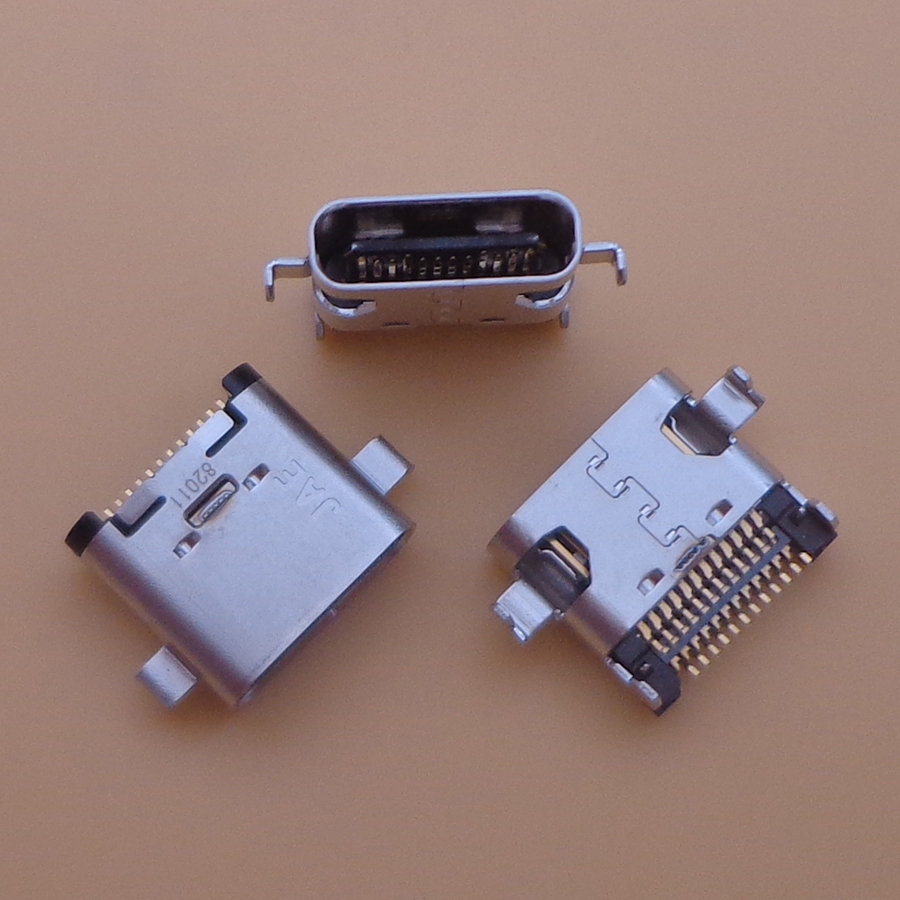 2pcs For Sony Xperia L1 G3311 G3312 G3313 / MeiTu <font><b>M8</b></font> M8S T8 T8S Micro USB Charging Port Connector <font><b>Plug</b></font> Jack Socket Dock image