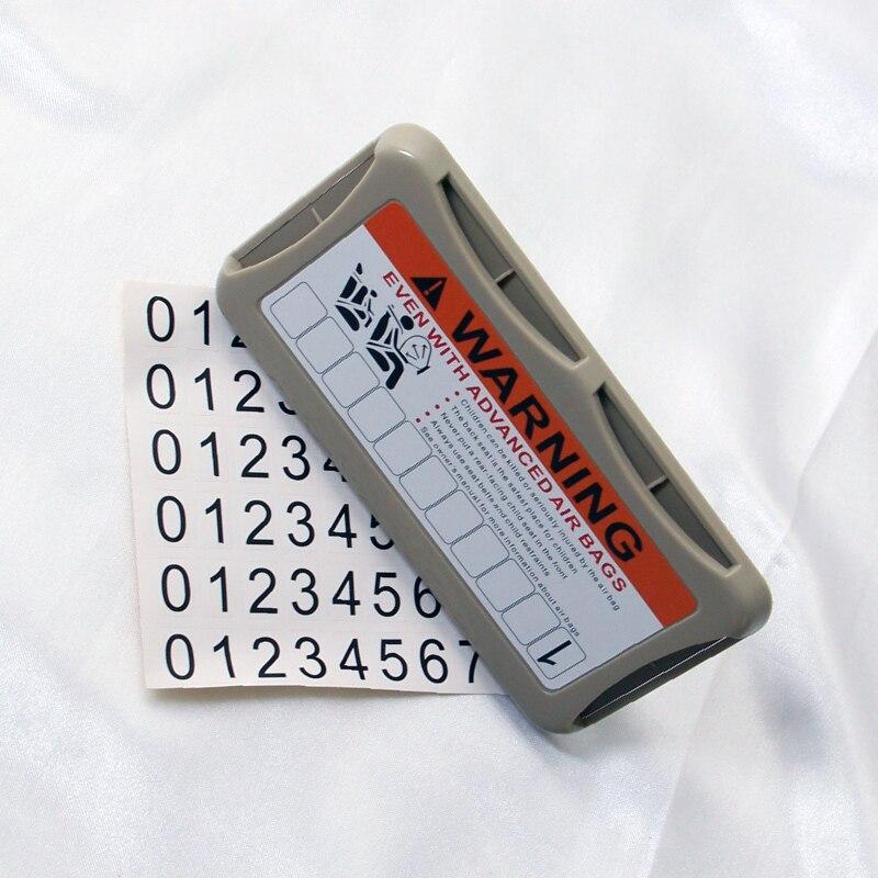 Автомобилей Зонт Совета Клип Карты Держатель Автомобиля Телефонный Номер Временная Парковка Карта Держатель для <font><b>Audi</b></font> A3 A4 B6 <font><b>A6</b></font> C5 Q7 А1 A5 A7 A8 Q5 R8