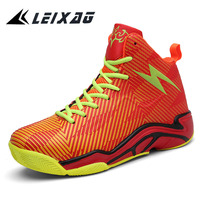 LEIXAG 2017 Men S Basketball Shoes Professional Basketball Sneakers Woman Ankle Basketball Boots Anti Slip Outdoor