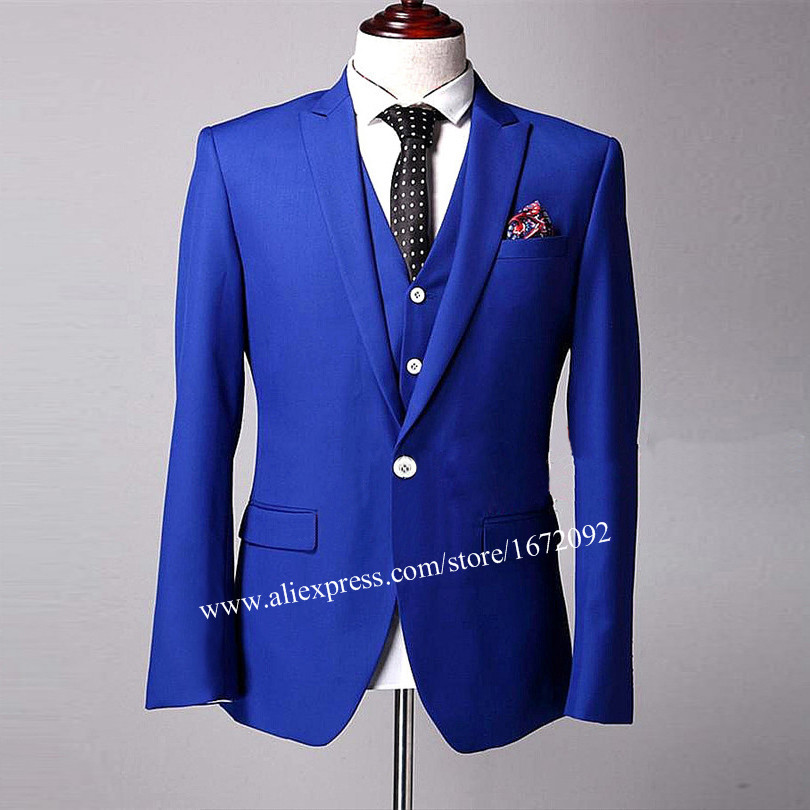 popular royal blue tuxedo buy cheap royal blue tuxedo lots from china royal blue tuxedo. Black Bedroom Furniture Sets. Home Design Ideas
