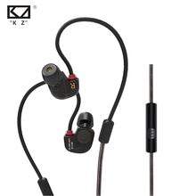 Discount! Original New Original KZ ATE-S Earphones HIFI KZ ATE S Stereo Sport Earphone Super Bass Noise Canceling Hifi Hearphones With Mic