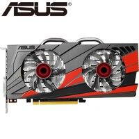 ASUS Video Card Original GTX 960 2GB 128Bit GDDR5 Graphics Cards For NVIDIA VGA Cards Geforce