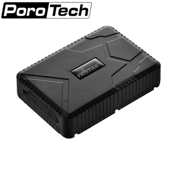 TK915 GPS Tracker Car Vehicle GPS Locator 10000mAh Battery Standby 120 Days Waterproof History Route Playback support Phone APP image