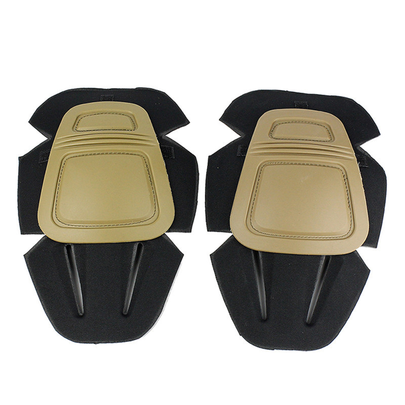 Chrániče G3 Chrániče kolen Paintball Vojenské taktické armádní koleno Ochranné podložky pro venkovní G3 kalhoty Kalhoty Lovecké příslušenství