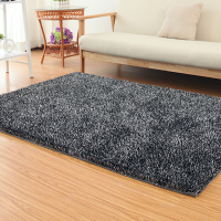 Solid Carpet In Kitchen Anti Slip Bath Mat Thicken Rug For Living Room Shaggy Carpet Fluffy Mat Kids Room Rug Antiskid Soft Tape