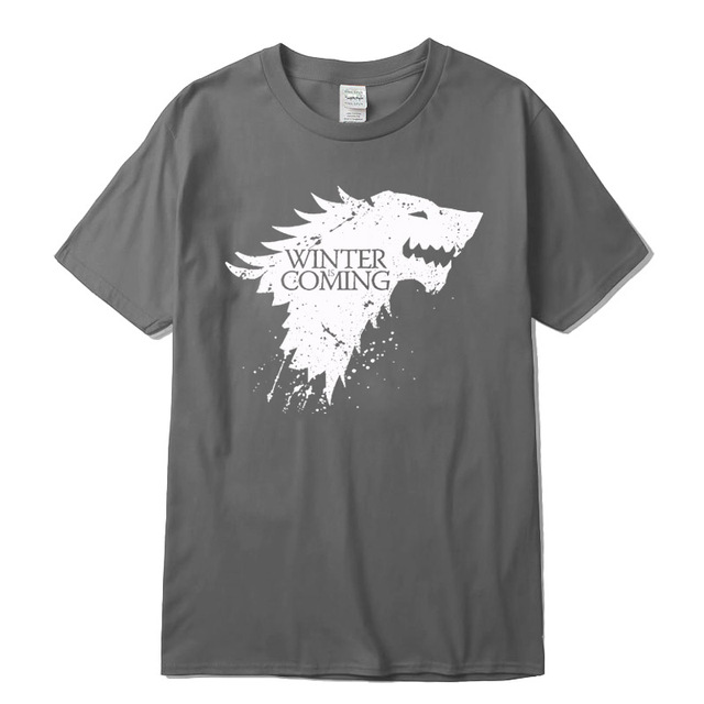 Winter Is Coming Men T-shirt  1
