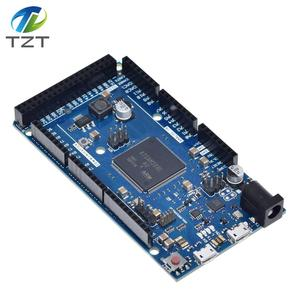 Image 3 - Official Compatible DUE R3 Board SAM3X8E 32 bit ARM Cortex M3 / Mega2560 R3 Duemilanove 2013 For Arduino Due Board  With Cable
