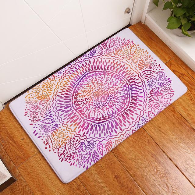 Yoga Style Door Mat