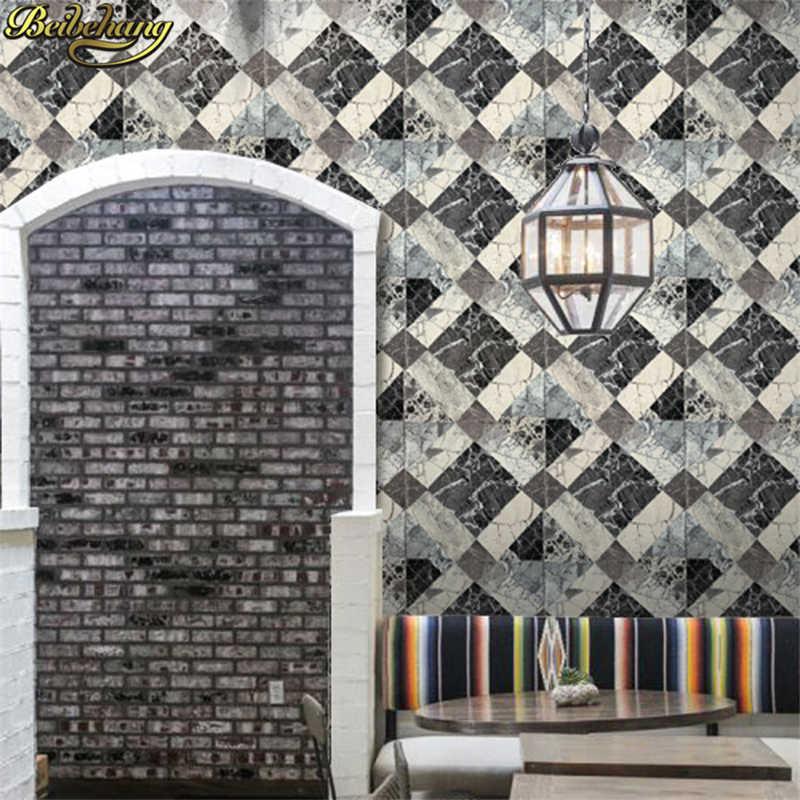 3D мраморные обои с рисунком каменной стены, рулон гостиной, обои для стен K tv, гостиничный телевизор, задний план