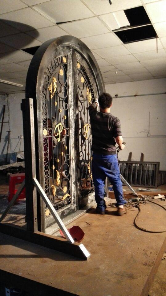 Online Get Cheap Iron Front Doors Aliexpresscom Alibaba Group - Wrought iron front door