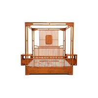 Antique mahogany furniture bedroom Canopy bed