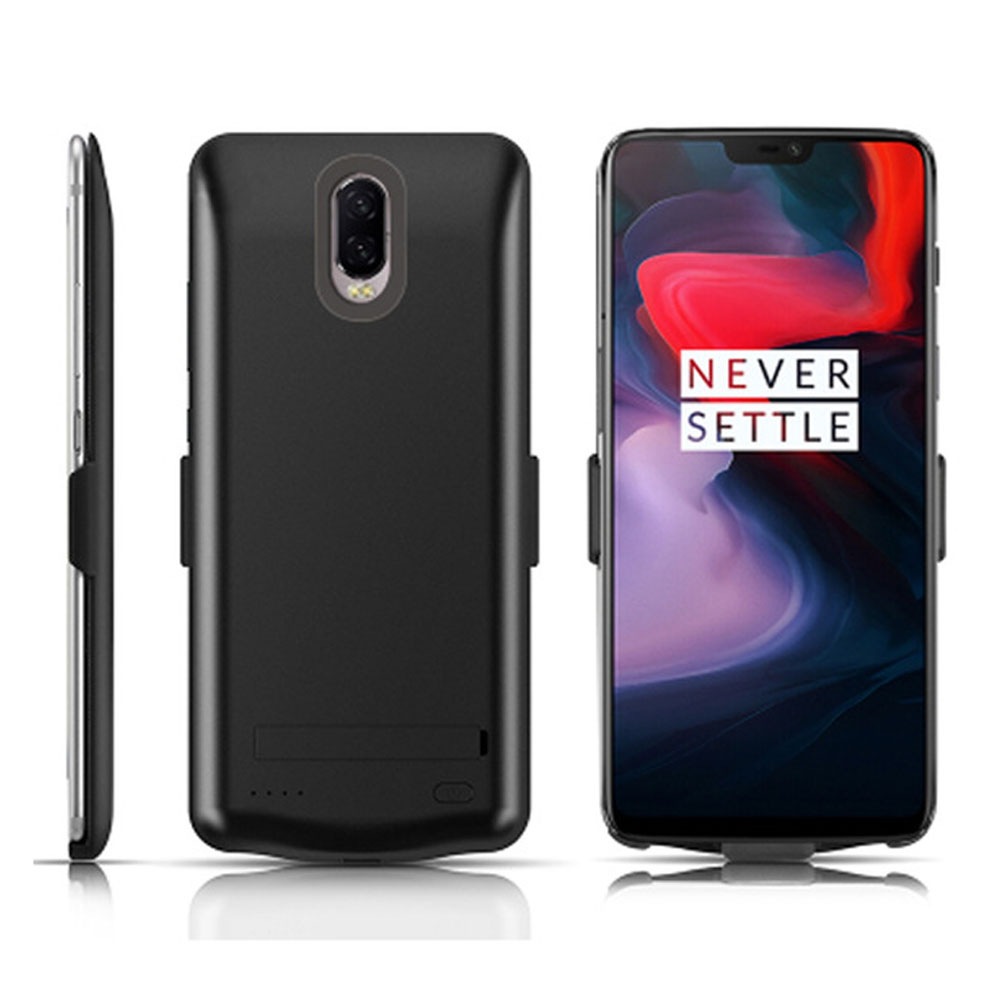 Newest External Battery Case 6800mAh Portable Backup Charger Cover Case For ONEPLUS 3 3T / 5 5T Rechargeable Power Bank
