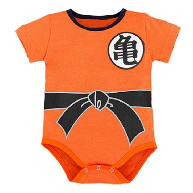 Cute Printed Unisex Baby Romper