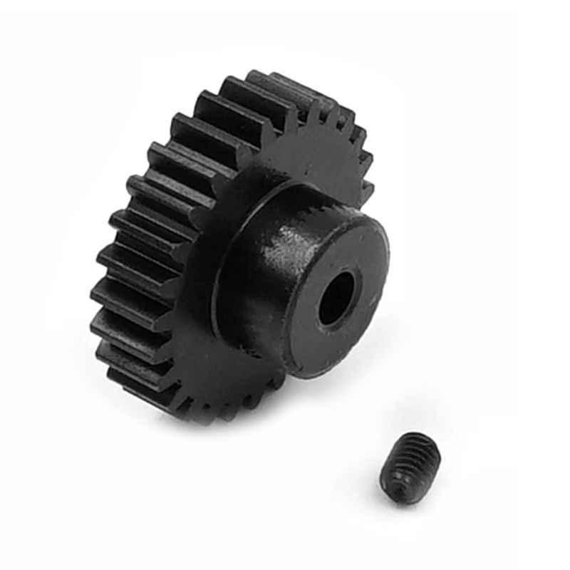 Engranaje de piñón de Motor de Metal 27 T para WLtoys A959-B A969-B A979-B K929-B piezas de repuesto