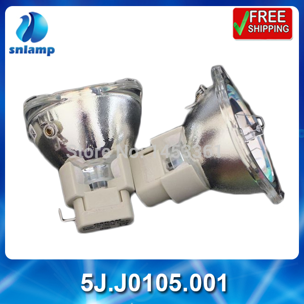 100% original projector lamp bulb 5J.J0105.001 for MP523 MP514 original projector lamp
