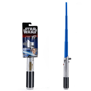Image 3 - 75cm Star Wars extensible sabre laser dark vador Anakin Luke Skywalker Collection figurine cadeau jouet pour enfants pas de lumière