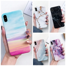 P20Lite Marble Case on for Coque Huawei