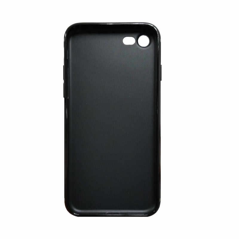 Śmieszne mały człowiek TPU miękki futerał silikonowy dla iPhone X Xs Max XR 5 5S SE 6 6 s 6 plus 6 sPlus 7 7 Plus 8 8 Plus etui na telefony powłoki