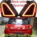 Car-styling, Swift Luz Trasera, 2005 ~ 2012, led, Envío Gratis! 2 unids, Swift luz de niebla; cubiertas de coche, lámpara de cola Rápida; SX4, Vitara, Jimny, Swift