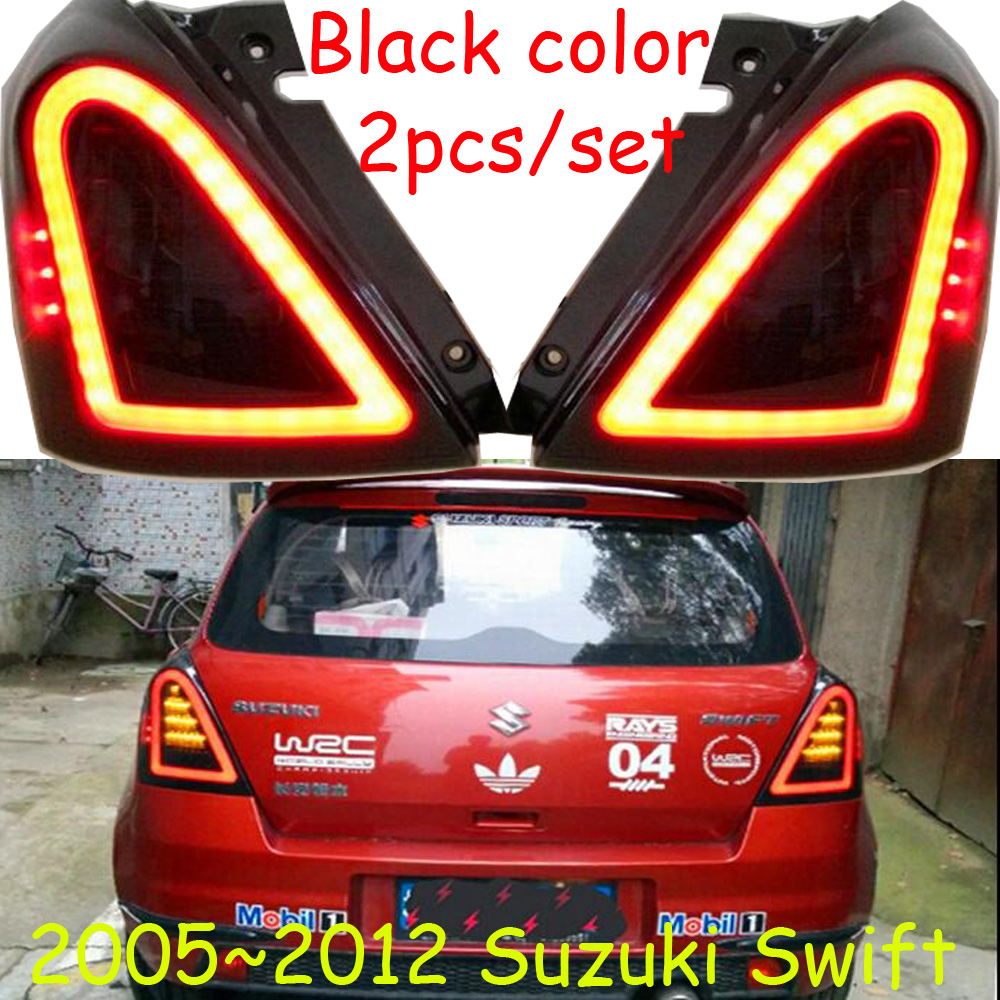 car-styling,Swift Taillight,2005~2012,led,Free ship!2pcs,Swift fog light;car-covers,Swift tail lamp;SX4,Vitara,Jimny,Swift