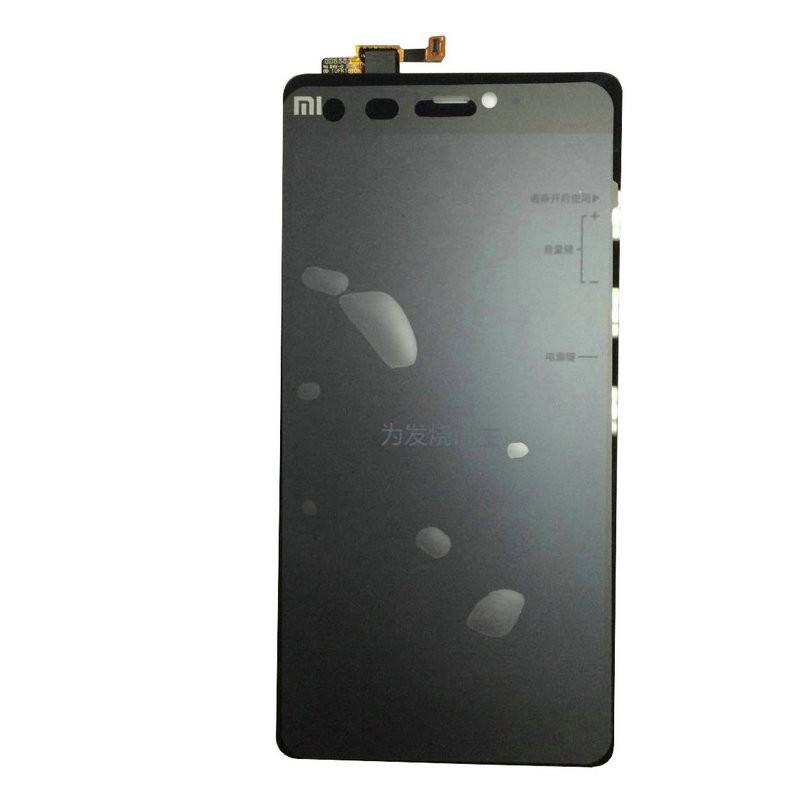 Prix pour Écran tactile lcd d'affichage pour xiaomi mi4c mi 4c snapdragon 808 Hexa Core 5.0 Pouce Écran Tactile 4G FDD LTE Mobile Téléphone + de réparation outil