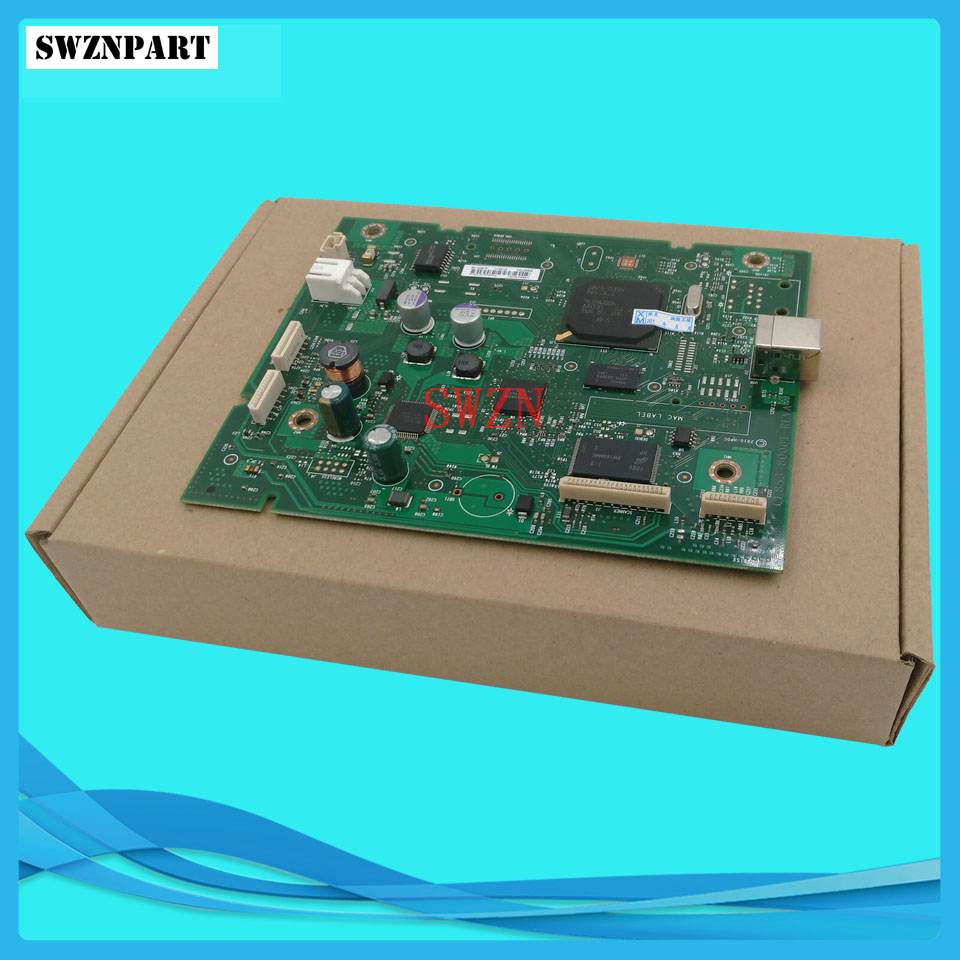 FORMATTER PCA ASSY Formatter Board logic Main Board MainBoard mother board For HP M175A 175A M175 CE853-60001 631 0347 m40a mlb 820 1900 a oem logic board 1 83 t2400 ghz for m mini a1176 emc 2108 ma608 gma 950 64m