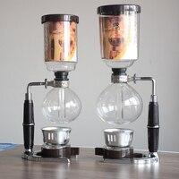 3 Cups Japan Style Siphon Coffee Maker Hario Siphon Maker Tea Siphon Pot