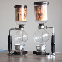 High Quality 5 cups Japan style Siphon coffee maker Syphon maker Tea Siphon pot Tca3 Tca5 500ML