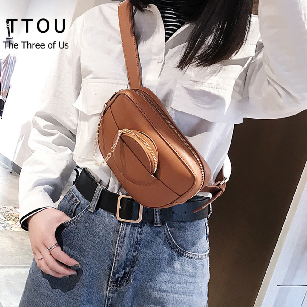 Waist, Brand, Luxury, Belt, Chest, TTOU