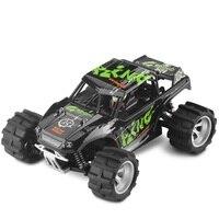 Mejor regalo del muchacho juguete eléctrico A979 actualización 1/18 50 KM/H superior velocidad 4WD vehículo Desierto RC bigfoot RC Coche eléctrico A Prueba de agua juguete