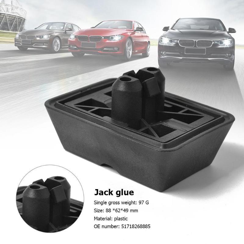 Caoutchouc Levage Cric Bloc Ascenceur /& Adaptateur Pour BMW E46 E90 E91 E92 X1