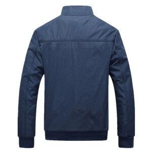 Image 5 - FGKKS, nueva chaqueta de Moda de Primavera para hombre, chaqueta informal suelta para hombre, chaqueta deportiva, chaqueta Bomber, chaquetas y abrigos para hombre