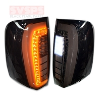 High quality A Pair Car LED Modified Brake Tail Light Lamp For Nissan Vehicle Navara NP300 15 19