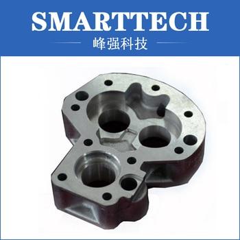 Machined Aluminum Parts Precision CNC Machining details
