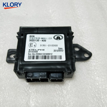 3605130-K00 CONTROLLER ASSY BURGLAR PROOF FOR GREAT WALL HAVAL
