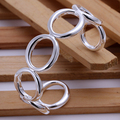 Silver Plated Bangle Cuff Bracelet Jewelry Wholesale engagement jewelry