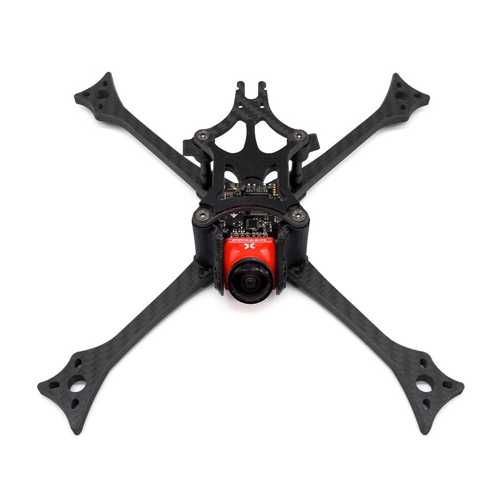 MAEK-BAYONET marque 1 PRO 230mm empattement RC course Drone FPV cadre Kit pour pièces d'hélicoptère