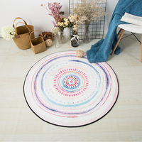 Nordic rug carpets for living room Area Rug Children Play Tent Floor Mat Cloakroom Rugs And Carpets GM010