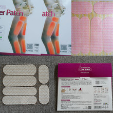 36pcs 2boxes Mymi Wonder Slim Patch For Legs Arm Slimming font b Weight b font font