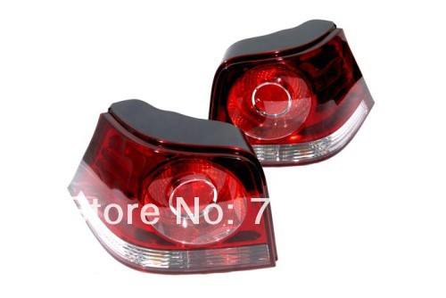 Special Edition Light Smoke-Red Tail Light For VW Golf MK4 обложка для автодокументов italian travel vd gl 32