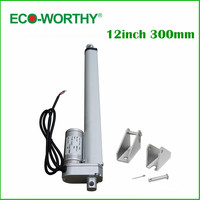 300mm 12inch Load multi function Linear Actuator for DIY 1KW solar tracking Tracker