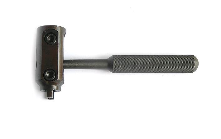 Livraison gratuite outil de serrurier bosse marteau pour retirer les clés pour verrouiller les chocs