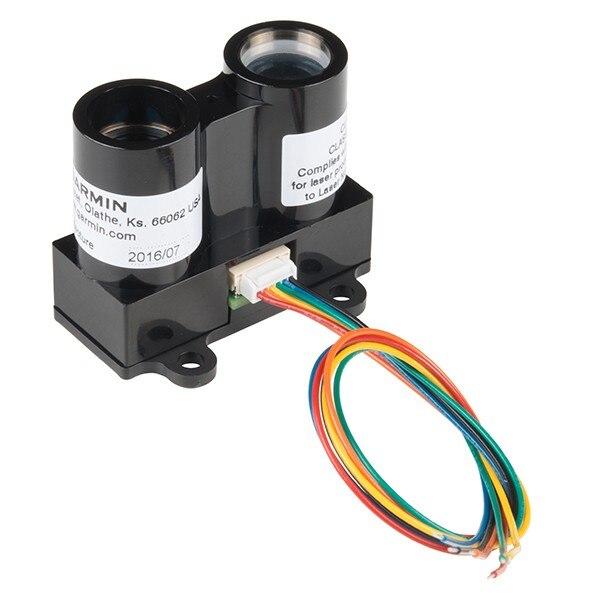 LIDAR Lite V3 Pixhawk lite de sensor de láser óptico sensor de medición de distancia del telémetro Drone flotante